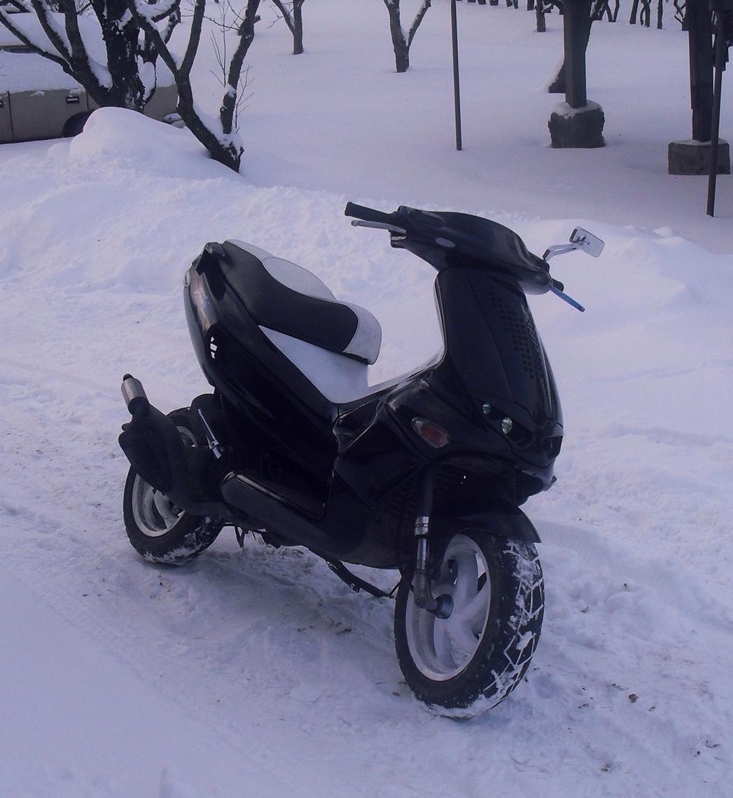 Polini corsa 70cc