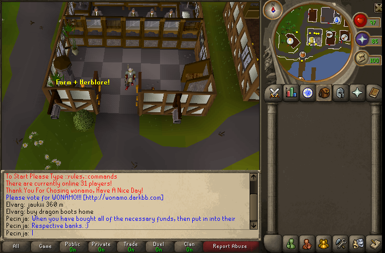 herblore guide . :) Hjs3h64wlv2d8pydsx
