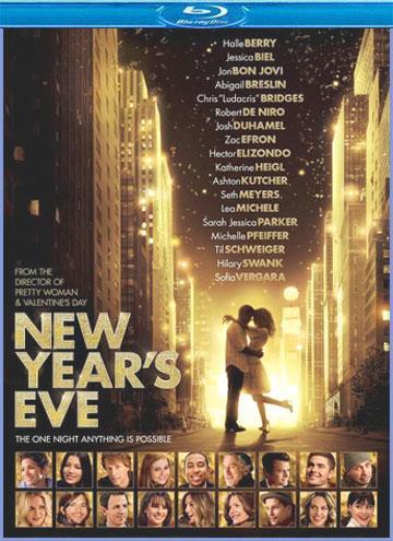 «Старый» Новый год / New Year's Eve (2011) BDRip-AVC | Лицензия