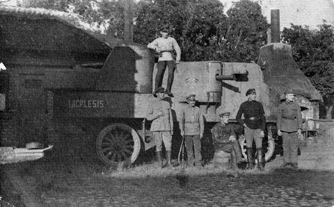 1919.gada vasara