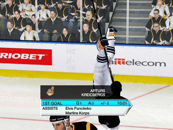 UHL S1 :: Game 2 :: HK Liepāja @ Kuldīgas Indiāņi Me0ggypm2ms1r4tl4f