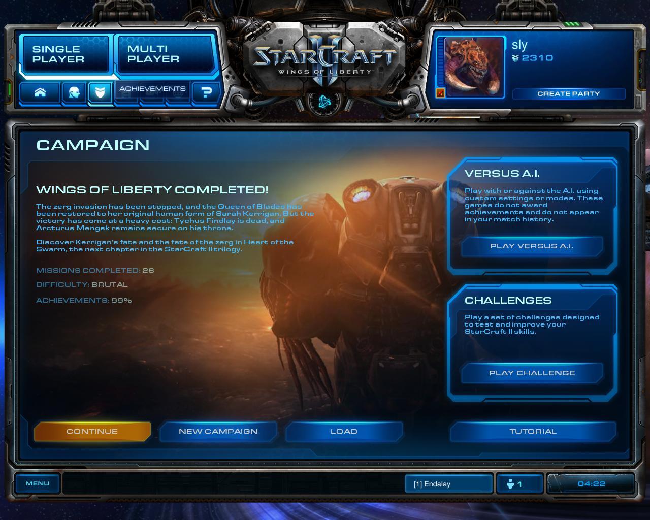 Вступая в игру StarCraft II Wings of Liberty, вы должны осознавать