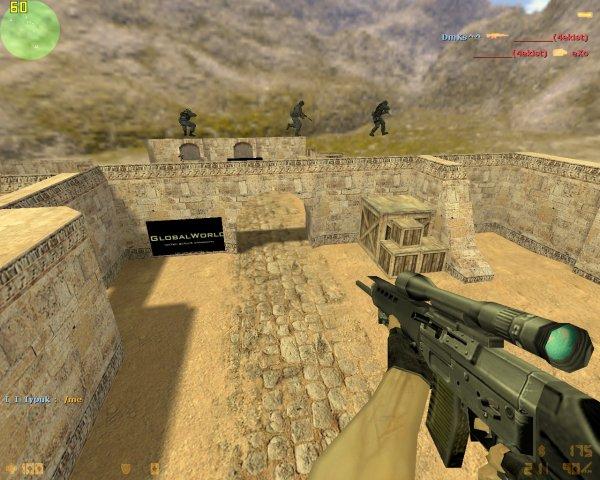 Чит WallHack для Counter-Strike 1.6 - это легендарный и самый популярный чи